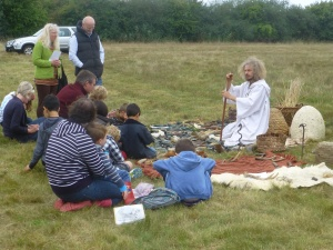 Storytelling with Celtic Chris